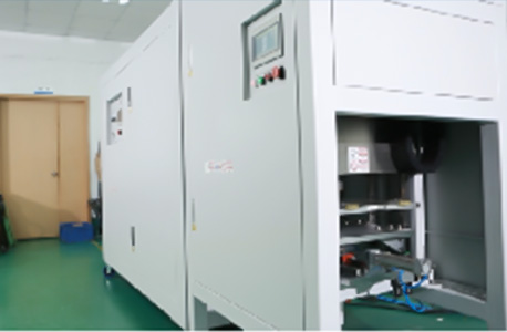 Domestic motor production equipment
